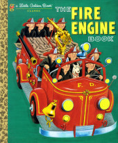 The Fire Engine Book Cover