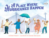 A Place Where Hurricanes Happen Cover