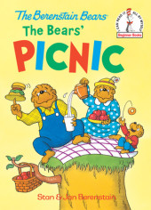 The Bears' Picnic Cover