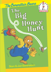The Big Honey Hunt Cover