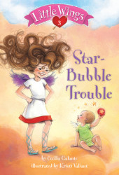 Little Wings #3: Star-Bubble Trouble Cover