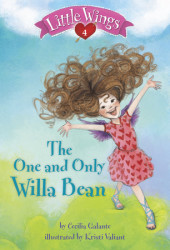 Little Wings #4: The One and Only Willa Bean Cover