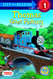 Thomas Goes Fishing (Thomas & Friends) Cover