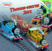 Thomas-saurus Rex (Thomas & Friends) Cover