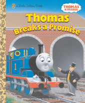Thomas Breaks a Promise (Thomas & Friends) Cover