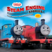 Thomas & Friends: Steam Engine Stories (Thomas & Friends) Cover