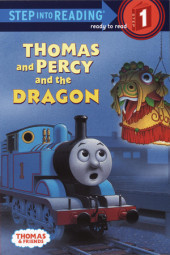 Thomas and Percy and the Dragon (Thomas & Friends) Cover