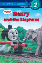 Thomas and Friends: Henry and the Elephant (Thomas & Friends) Cover
