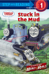 Stuck in the Mud (Thomas & Friends) Cover
