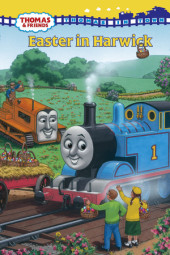 Easter in Harwick (Thomas & Friends) Cover