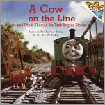 A Cow on the Line and Other Thomas the Tank Engine Stories (Thomas & Friends)
