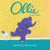 Ollie the Purple Elephant Cover