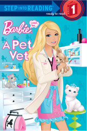 I Can Be a Pet Vet (Barbie) Cover