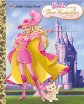 Barbie and the Three Musketeers (Barbie) Cover