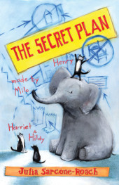 The Secret Plan Cover