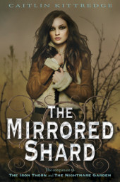 The Mirrored Shard: The Iron Codex Book Three Cover