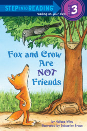Fox and Crow Are Not Friends Cover