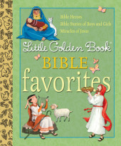 Little Golden Book Bible Favorites Cover