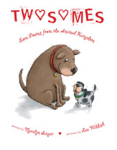 Twosomes: Love Poems from the Animal Kingdom Cover