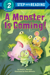 A Monster is Coming! Cover