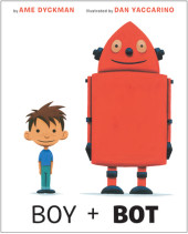 Boy and Bot Cover