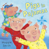 Pigs in Pajamas Cover