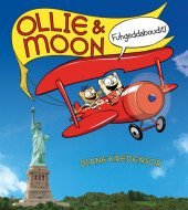 Ollie & Moon: Fuhgeddaboudit! Cover