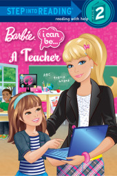 I Can Be a Teacher (Barbie) Cover
