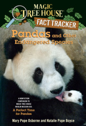 Magic Tree House Fact Tracker #26: Pandas and Other Endangered Species Cover
