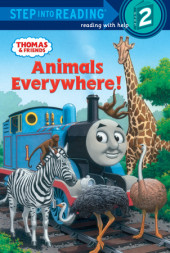 Animals Everywhere! (Thomas & Friends) Cover