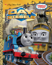 Day of the Diesels (Thomas & Friends) Cover