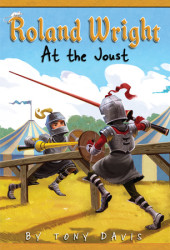 Roland Wright: At the Joust Cover