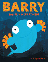 Barry the Fish with Fingers Cover