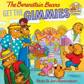 The Berenstain Bears Get the Gimmies Cover