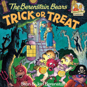 The Berenstain Bears Trick or Treat Cover