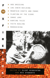 The Foxfire Book Cover