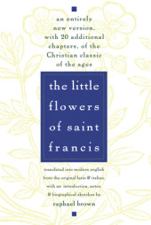 The Little Flowers of St. Francis Cover