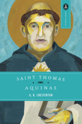 Saint Thomas of Aquinas Cover