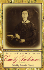 Selected Poems & Letters of Emily Dickinson Cover