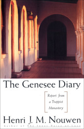 The Genesee Diary Cover