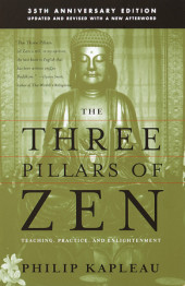 The Three Pillars of Zen Cover