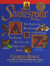 Shakespeare A to Z Cover