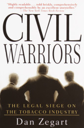 Civil Warriors Cover