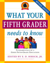 What Your Fifth Grader Needs to Know, Revised Edition Cover