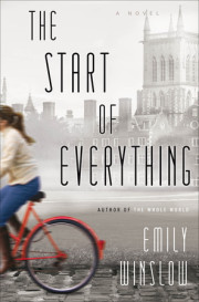 Enter to win a copy of THE START OF EVERYTHING!