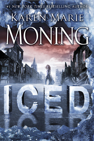 WEEKLY GIVEWAY: Win a copy of ICED by Karen Marie Moning!