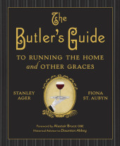 The Butler's Guide to Running the Home and Other Graces Cover