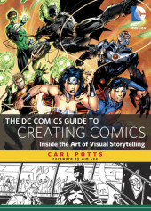 The DC Comics Guide to Creating Comics Cover