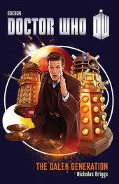 Doctor Who: The Dalek Generation Cover