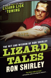 Lizard Tales Cover
